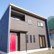 Compact Styleα~青いモダンハウス~