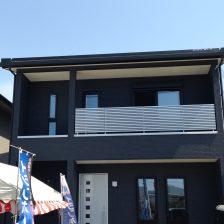 DREAM SOLAR HOUSE~modern×black×solar~